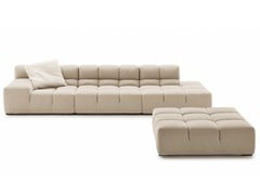 - Sectional fabric sofa TUFTY TIME | Sofa - B&B Italia