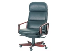 - Executive chair with 5-star base 8497W | Executive chair - Dyrlund