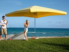 - Square Garden umbrella SAMARA | Square Garden umbrella - Michael Caravita