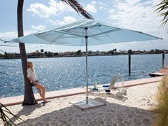 - Square acrylic Garden umbrella SUPREMO | Square Garden umbrella - Michael Caravita