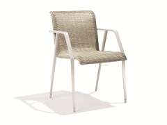 - Garden chair with armrests WA | Garden chair - Dedon