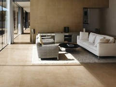 Porcelain stoneware wall/floor tiles with concrete effect MEMORIES - CERAMICA SANT'AGOSTINO