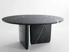 - Round marble table TOBI-ISHI | Marble table - B&B Italia