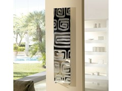 Wall-mounted decorative radiator FRAME DECOR - CORDIVARI