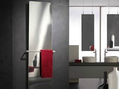 - Hot-water vertical panel radiator FRAME INOX LUCIDO VT - CORDIVARI