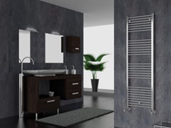 Chrome towel warmer LISA® 25 - CORDIVARI