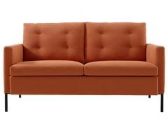 - 2 seater fabric sofa HUDSON | Fabric sofa - ROSET ITALIA