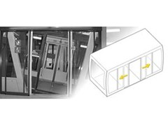 - Automated swing door drive unit Special (CMS) - Gilgen Door Systems