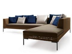 - Corner polypropylene garden sofa CHARLES OUTDOOR | Corner sofa - B&B Italia Outdoor, a brand of B&B Italia Spa