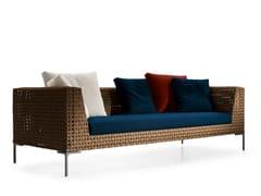- Polypropylene garden sofa CHARLES OUTDOOR | Garden sofa - B&B Italia Outdoor, a brand of B&B Italia Spa