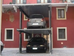 - Automatic parking systems AS-2P - CARMEC