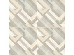 - Glazed stoneware wall/floor tiles AZULEJ BIANCO PRATA - MUTINA