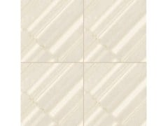 - Glazed stoneware wall/floor tiles AZULEJ BIANCO DIAGONAL - MUTINA