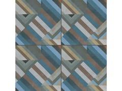 - Glazed stoneware wall/floor tiles AZULEJ GRIGIO PRATA - MUTINA