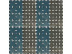 - Glazed stoneware wall/floor tiles AZULEJ GRIGIO TREVO - MUTINA