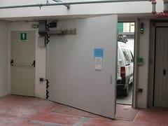 - Automatic Industrial Fire stop door Industrial Fire stop door - CARMEC