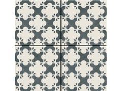 - Glazed stoneware wall/floor tiles AZULEJ NERO ESTRELA - MUTINA