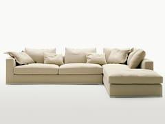 - Corner sectional fabric sofa OMNIA | Corner sofa - Maxalto, a brand of B&B Italia Spa
