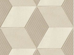 - Indoor porcelain stoneware wall/floor tiles TEX CREAM - MUTINA