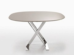 - Square MDF table PATHOS | MDF table - Maxalto, a brand of B&B Italia Spa