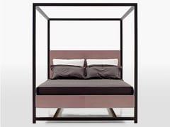 - Double bed with removable cover ALCOVA 2009 - Maxalto, a brand of B&B Italia Spa