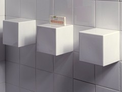 - Ceramic wall shelf for Dtile system DTILE | Wall shelf - Dtile