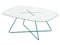 - Rectangular coffee table CROSS-R | Tavolino rettangolare - DOMITALIA