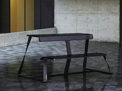 Panchina in metallo T-BENCH - altreforme