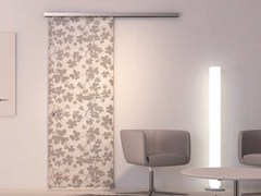 Glass sliding door VIA DE' TORNABUONI - OTC Doors