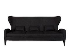 - 3 seater fabric sofa ENZO 3P - Hamilton Conte Paris