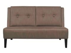 - 2 seater fabric sofa LAZARO 2P - Hamilton Conte Paris
