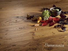 - Brushed oak parquet CASTELLO - Lignum Venetia