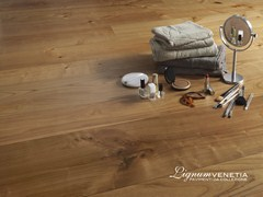- Brushed cherry wood parquet CASANOVA - Lignum Venetia