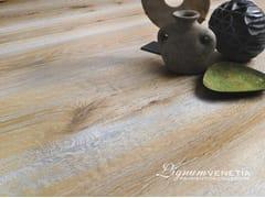 - Brushed oak parquet NUVOLE - Lignum Venetia