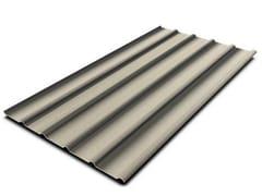 Lastra in PVA cemento per soffittaturePLAFONIT - PLAFONIT COLORE - EDILFIBRO
