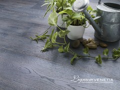 - Brushed Turkey oak parquet OCEANO - Lignum Venetia