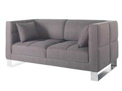 - 2 seater fabric sofa ROMYS | Fabric sofa - AZEA