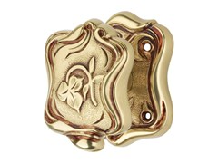 - Chromed brass door knob LIBERTY | Door knob - LINEA CALI'