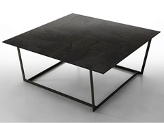 - Square dining table BEN | Square table - F.lli Orsenigo