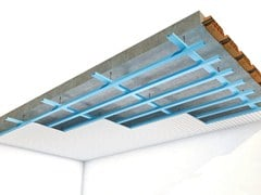 - Acoustic plasterboard ceiling tiles Rigitone™ Activ'Air® - Saint-Gobain Gyproc