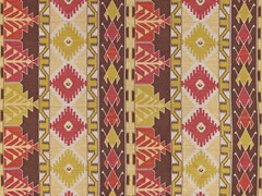 - Upholstery fabric with graphic pattern IZMIT - Equipo DRT