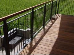 Parapetto per finestre e balconiParapetto - INTERBAU SUEDTIROL TREPPEN