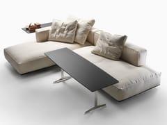 - Corner sectional fabric sofa GRANDEMARE | Corner sofa - FLEXFORM