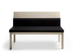 - Wooden small sofa SEMINAR JRA3 - Nikari