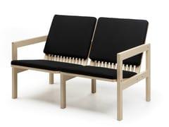 - Birch small sofa ARKITECTURE YKA4 - Nikari