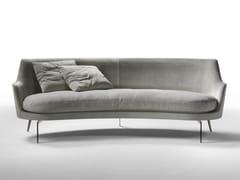 - 3 seater fabric sofa GUSCIO | Fabric sofa - FLEXFORM
