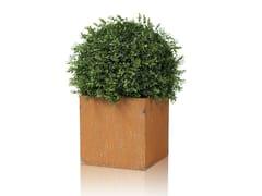 - Low iron planter LINNÉ | Low planter - Röshults