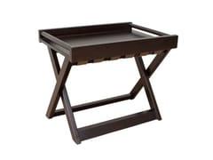- Rectangular beech side table SAMSON | Side table - Hamilton Conte Paris