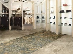 Porcelain stoneware wall/floor tiles with concrete effect CONCRETE - CERAMICHE BRENNERO