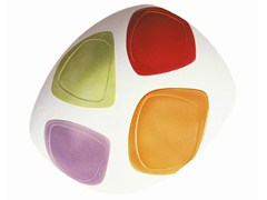 - Porcelain centerpiece NAUM | Centerpiece - Fos Ceramiche